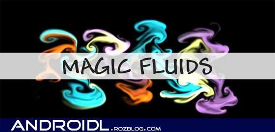 خلق تصاویر شگفت انگیز با Magic Fluids v1.0
